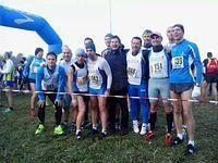 Master regional championship of cross-country 2014